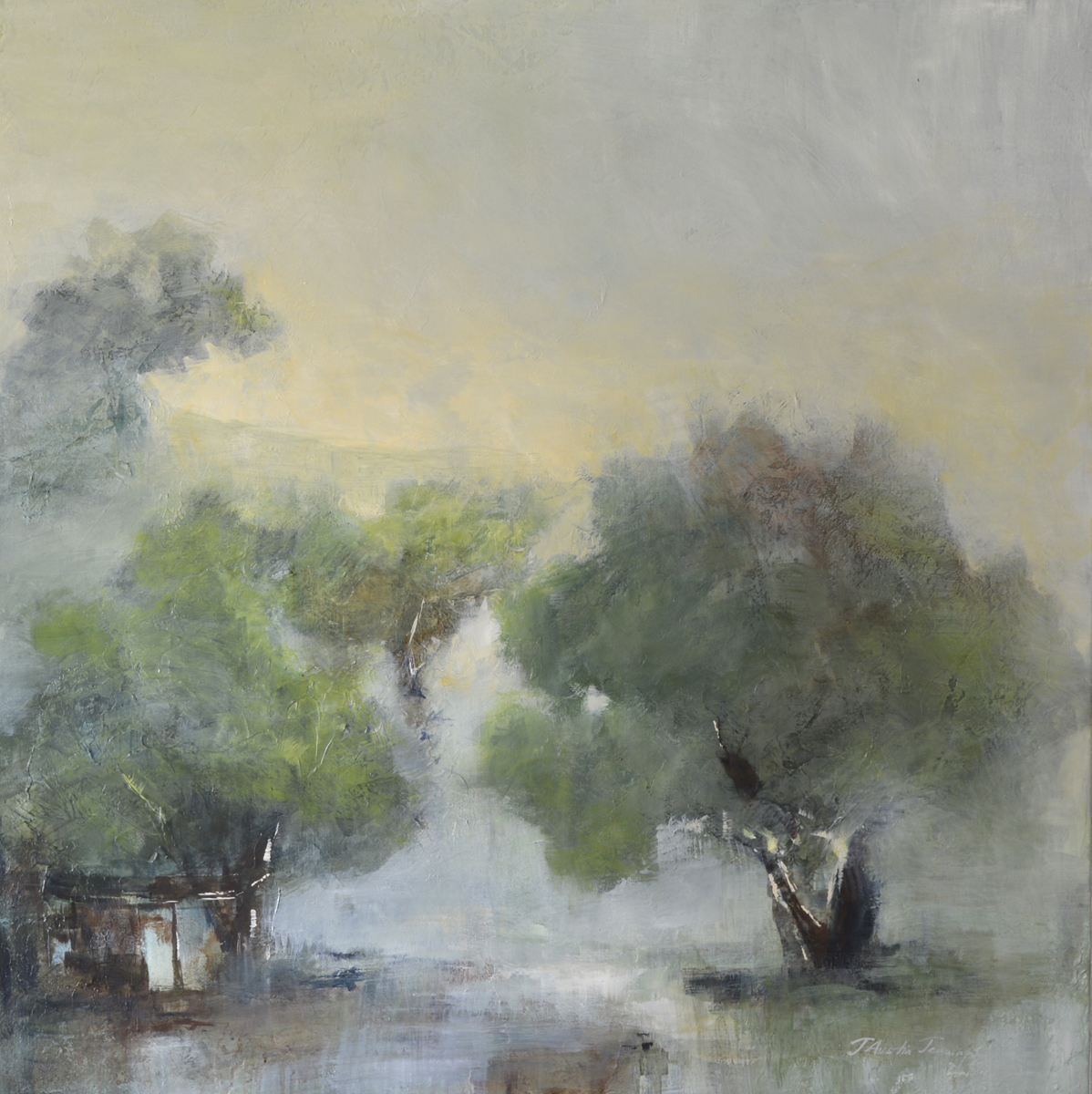 The Orchard Visit|36x36