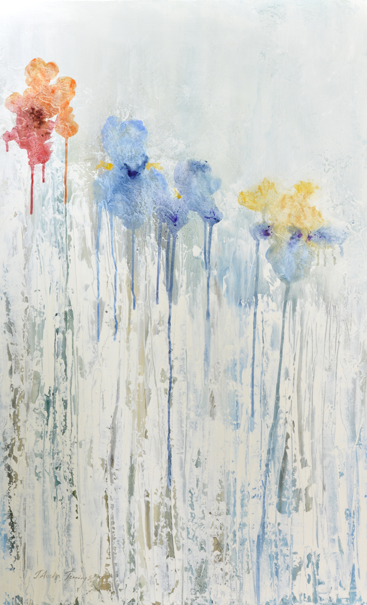 Glories of Spring|30x48
