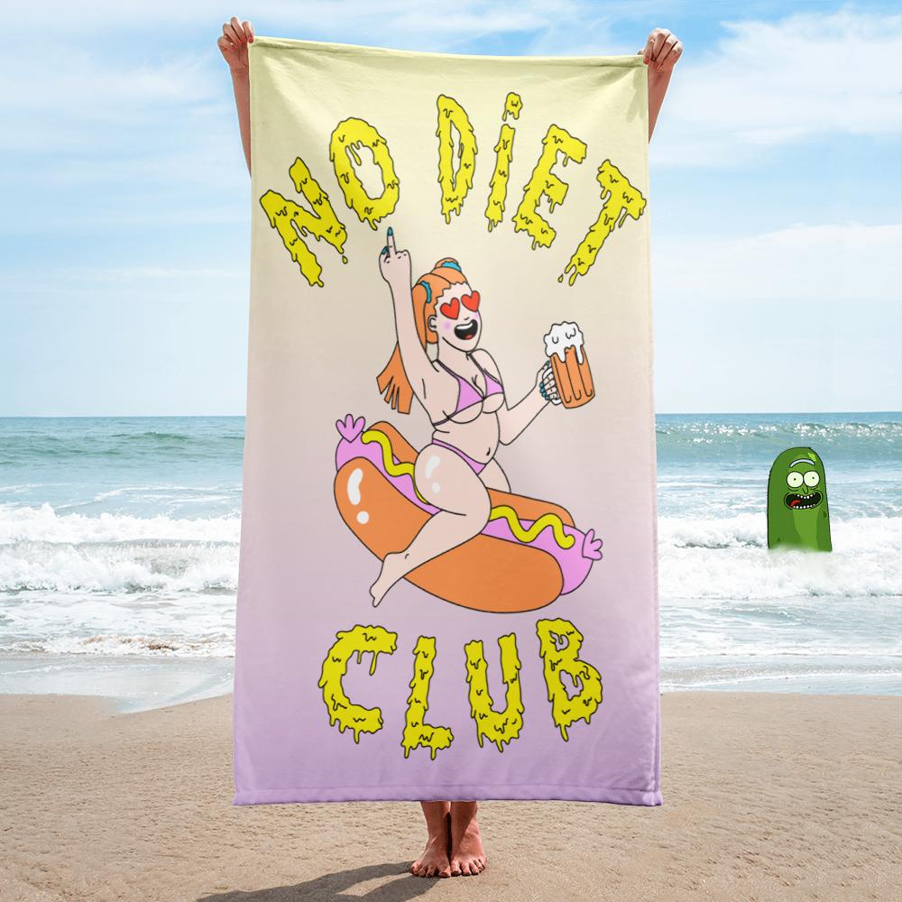 Beach towels NDC🍍 - Size : 76 x 152 cmServiette de plage imprimée d'un côté52% cotton, 48% polyester