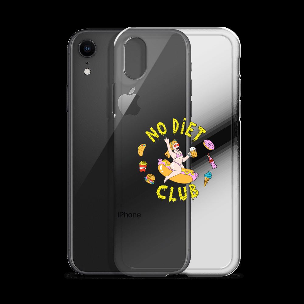 Smartphone cases NDC 👾 - Pour iPhone et Samsung ! Si t'as un Huawei comme moi tu l'as dans le cul (pour l'instant).Coque transparente qui absorbe les chocs et le gras de tes doigts plein de sauce.