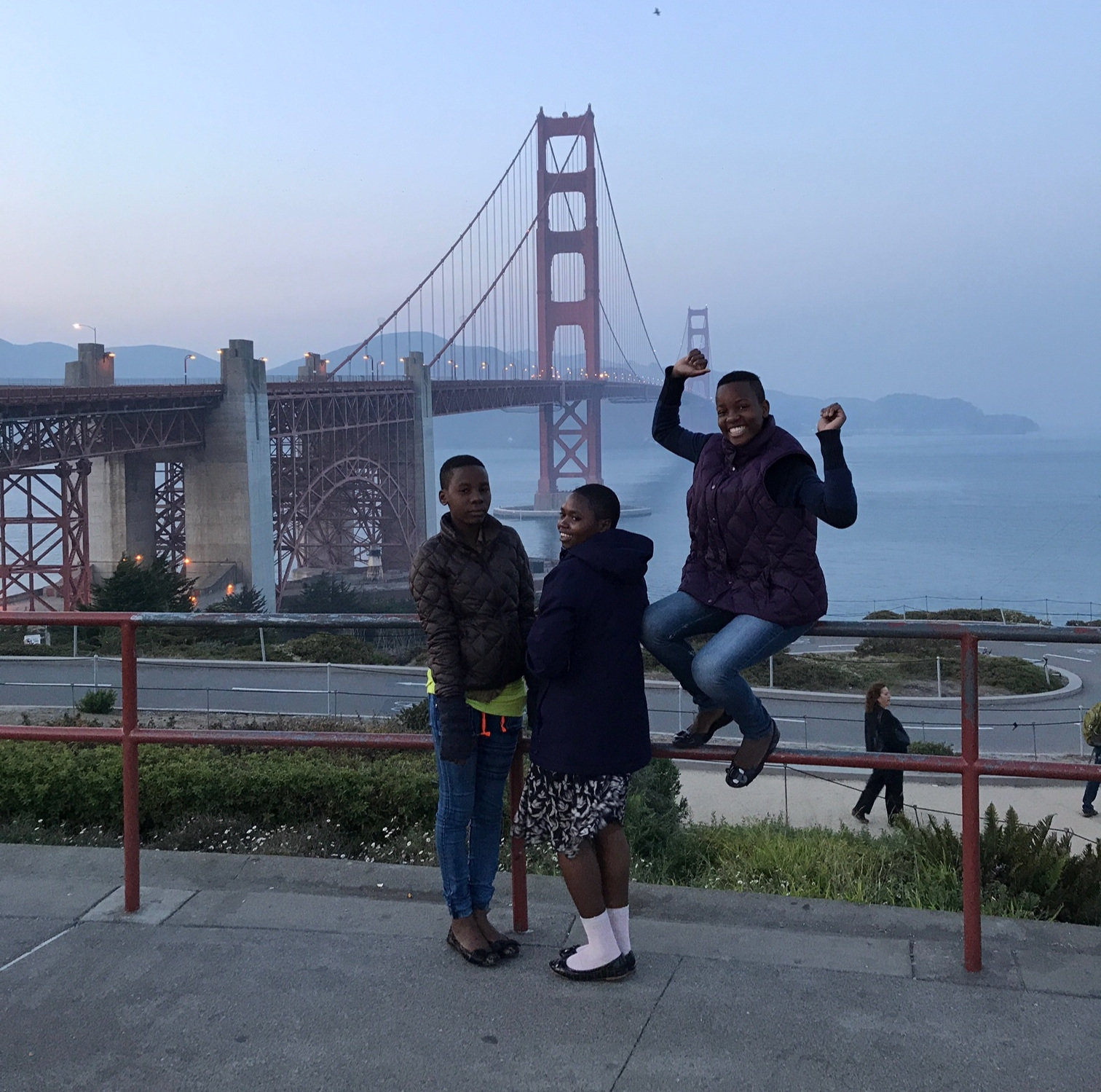 Visiting San Francisco and the Golden Gate Bridge