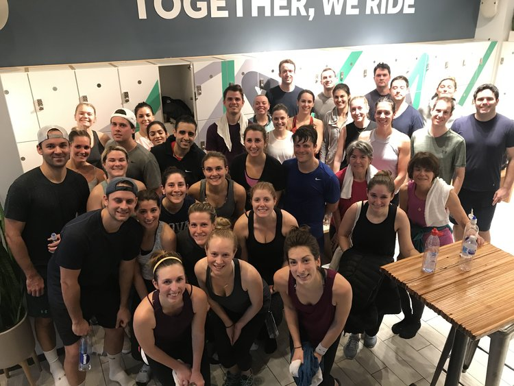 Group Exercise Class Fundrasier
