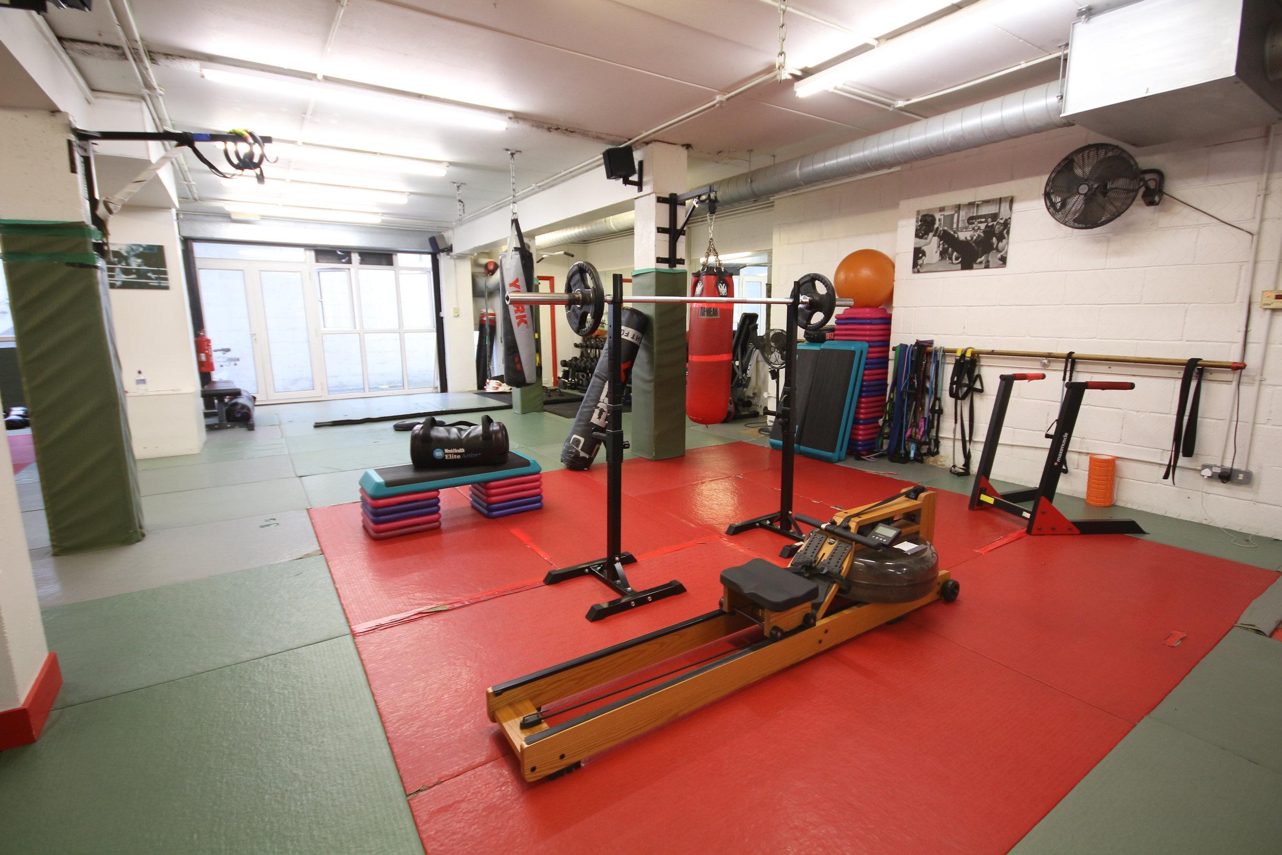 Springhealth Kickboxing Warrior Workout Class