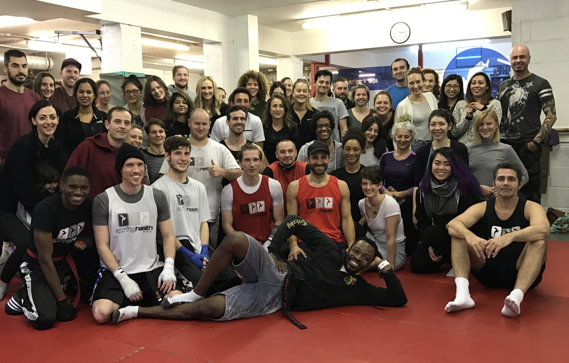 About Springhealth Kickboxing