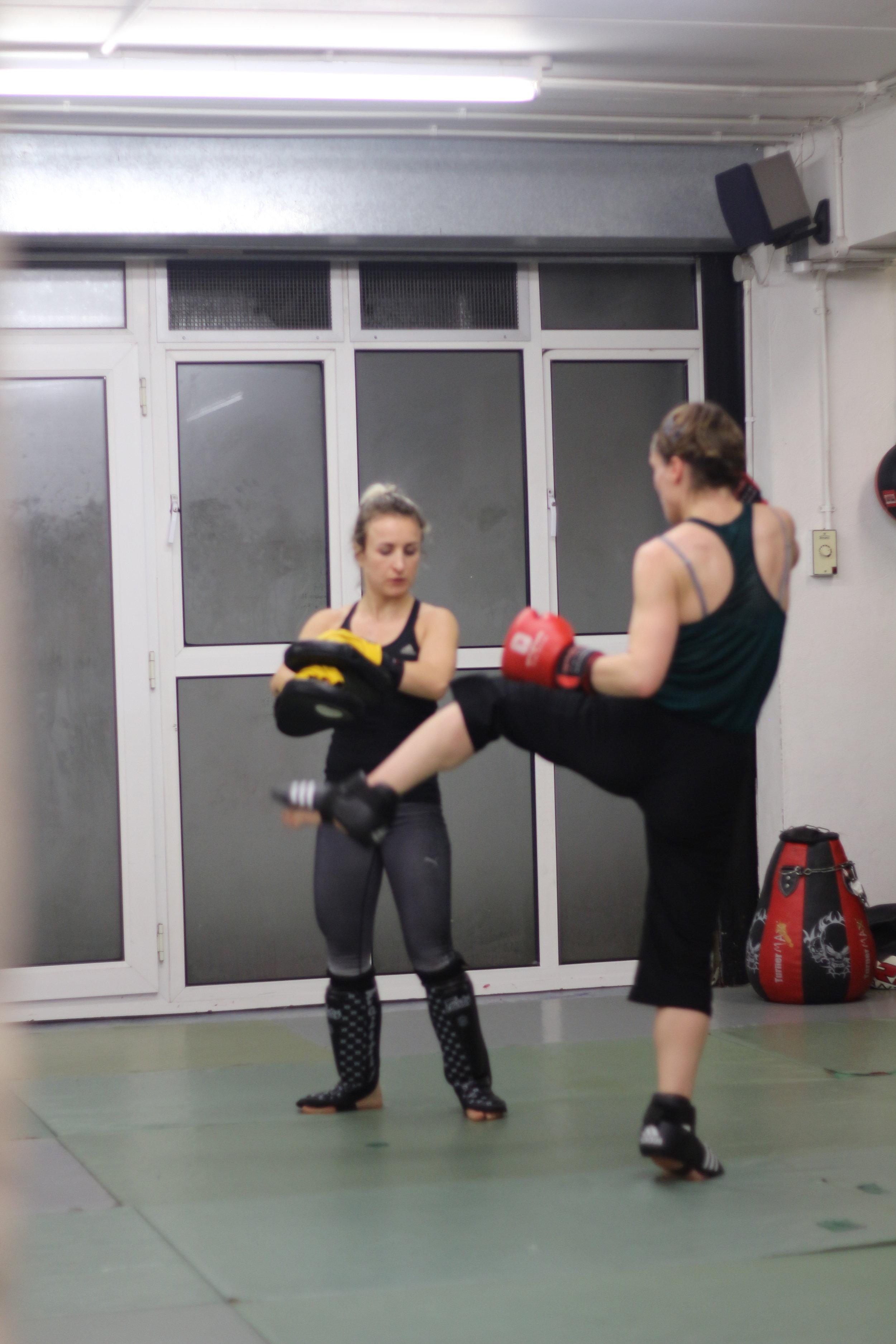 Smash & Core Springhealth Kickboxing