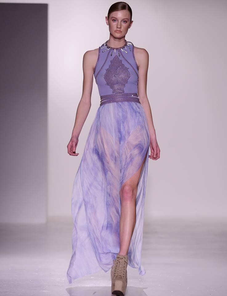 Emily Zerr @ Massif Fashion Week Denver