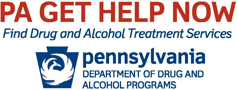 PA GET HELP NOW DDAP Logo