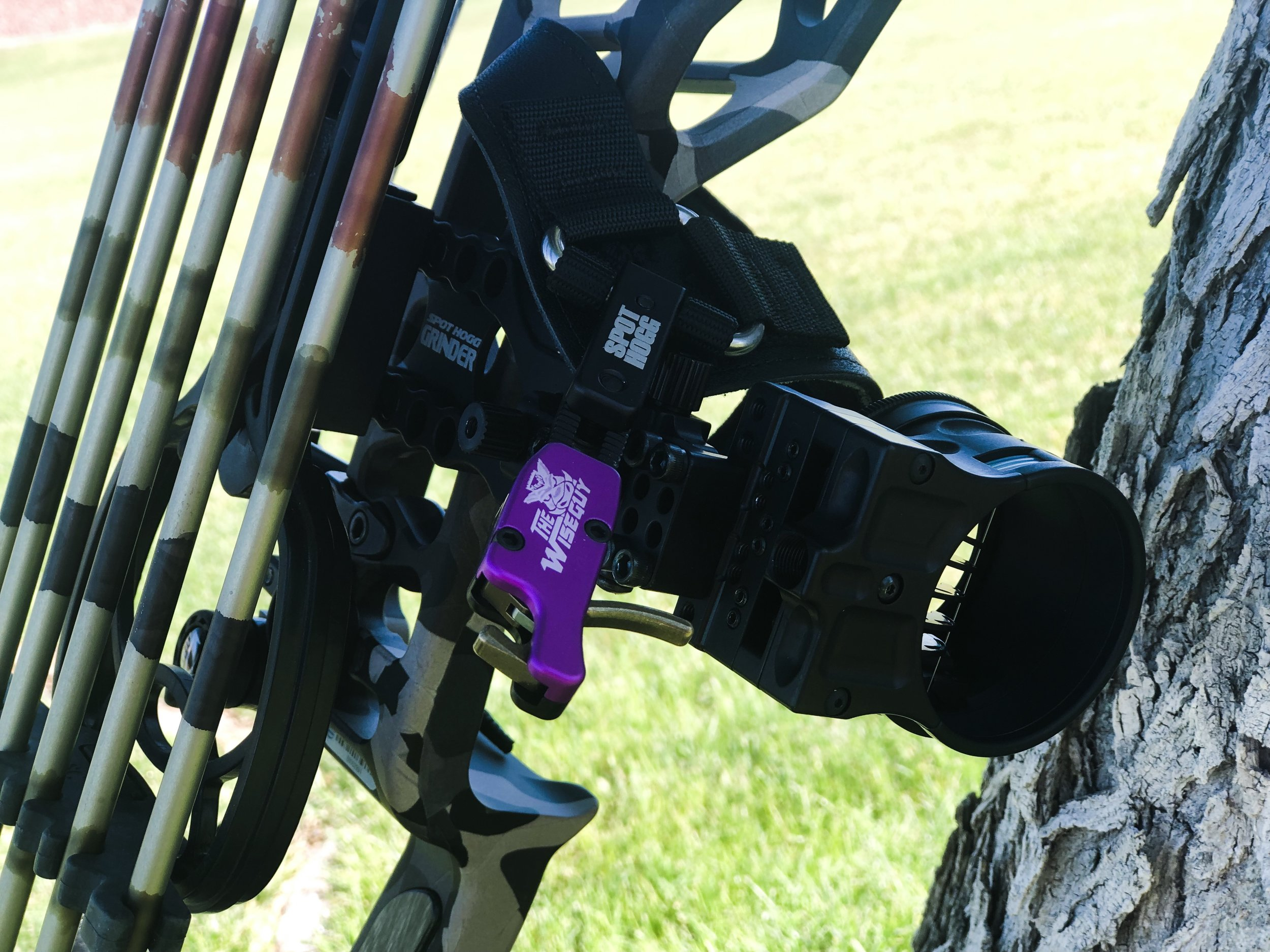 It feels great to finally have a release that can keep up with the rest of the bow package!