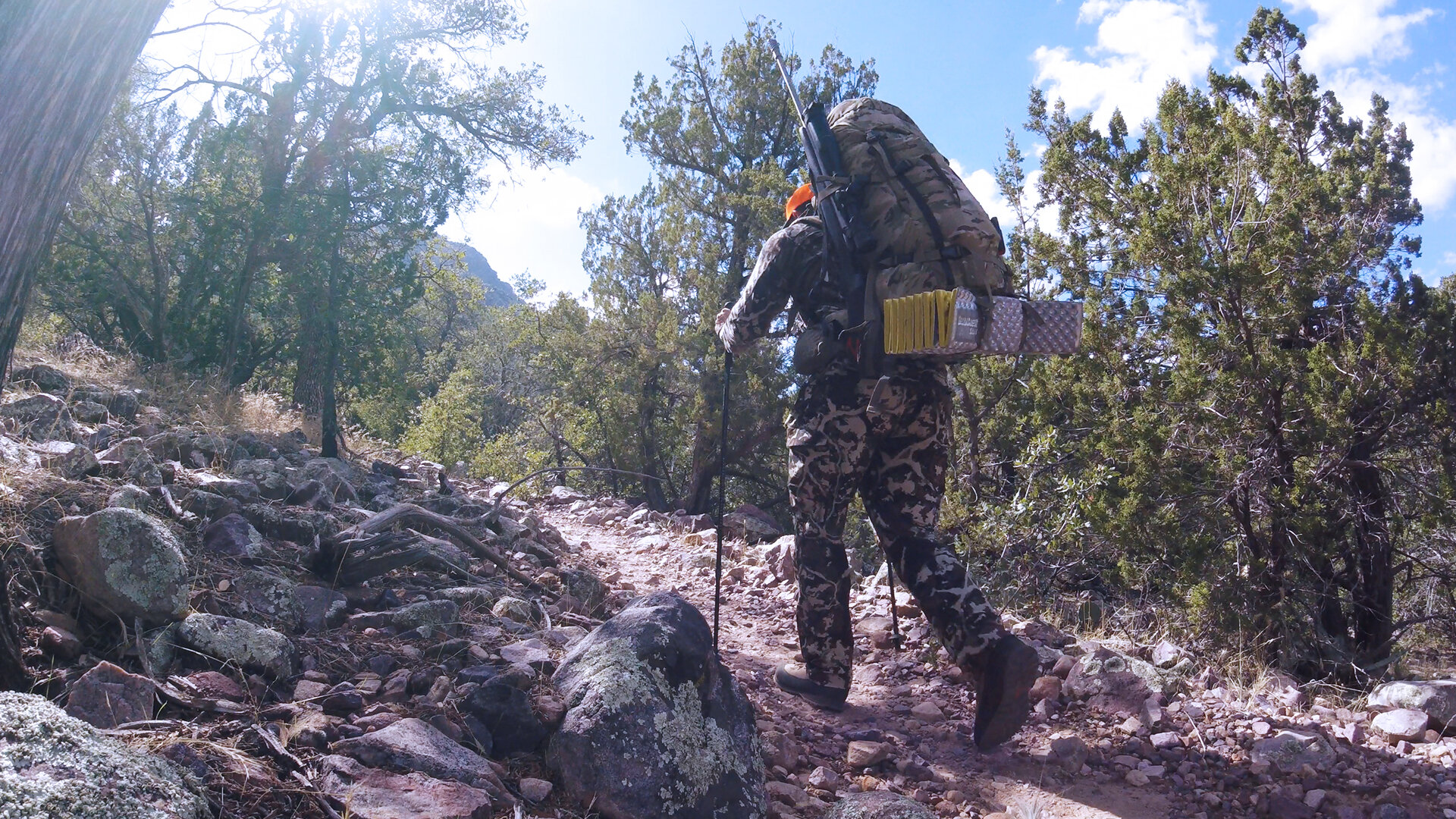 The challenge of backcountry hunting is what makes it so rewarding…it's also what makes it potentially dangerous.