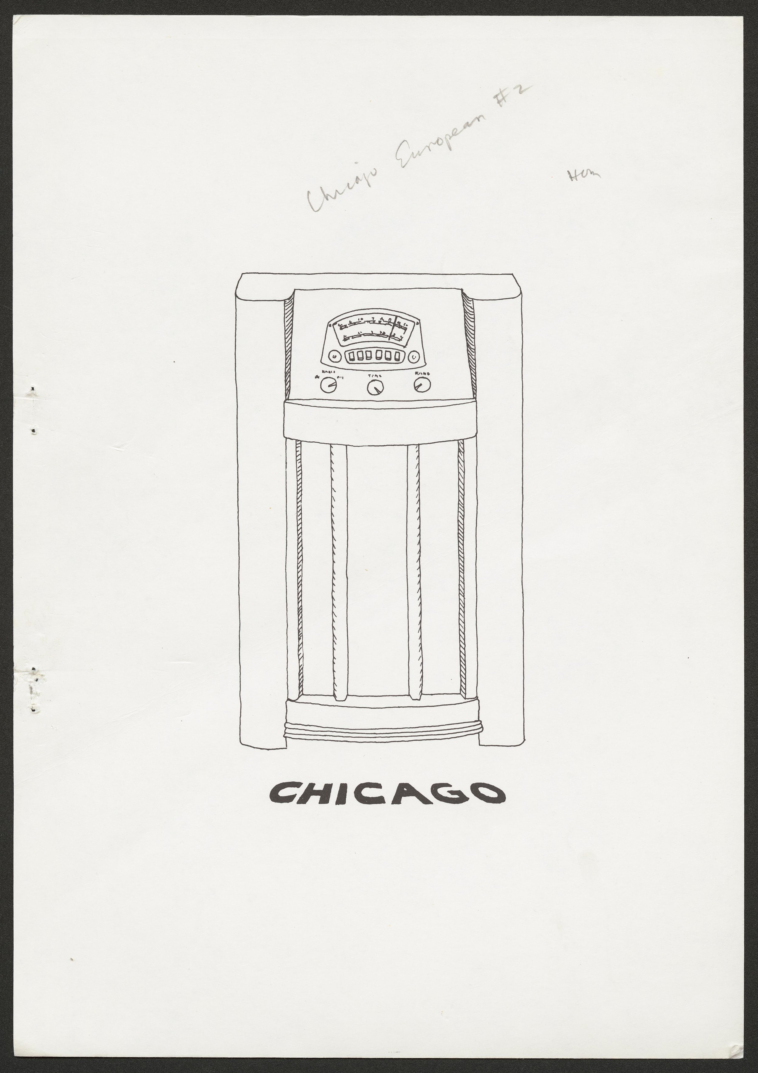 """CHICAGO - European Edition No. 2, February 1974Table of Contents:TOM CLARK—8 PoemsANSELM HOLLO—""""Some Notes On Reading Frank O'Hara's Collected Poems & Going Through the Archives""""JOE CERAVOLO—6 PoemsGUILLAUME APOLLINAIRE—""""Zone"""" translated by Ron PadgettALICE NOTLEY—""""This Morning,"""" """"Poem,"""" """"Clouds,"""" """"A Little Guinness,"""" """"Poem,"""" """"Great Balls of Fire""""DOUG OLIVER—""""From the Suicide Cave Oracle,"""" """"Team Leader,"""" """"Importantly""""ANNE WALDMAN—""""Balzac""""ARAM SAROYAN—""""Cream's Song""""CLARK COOLIDGE— The Long, Long Skies (of Jack Kerouac, his words)RICHARD FRIEDMAN—8 PoemsPIERRE JORIS—""""Screens,"""" """"About Time (A Fragment)""""RON PADGETT—""""Poem""""BERNADETTE MAYER—""""Ferenczi""""TED BERRIGAN—9 Poems"""