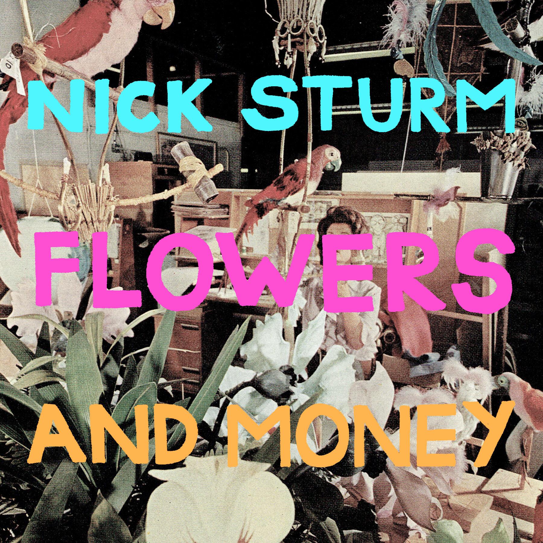 Audio chapbook from Black Cake Records:  https://blackcake.org/album/flowers-and-money