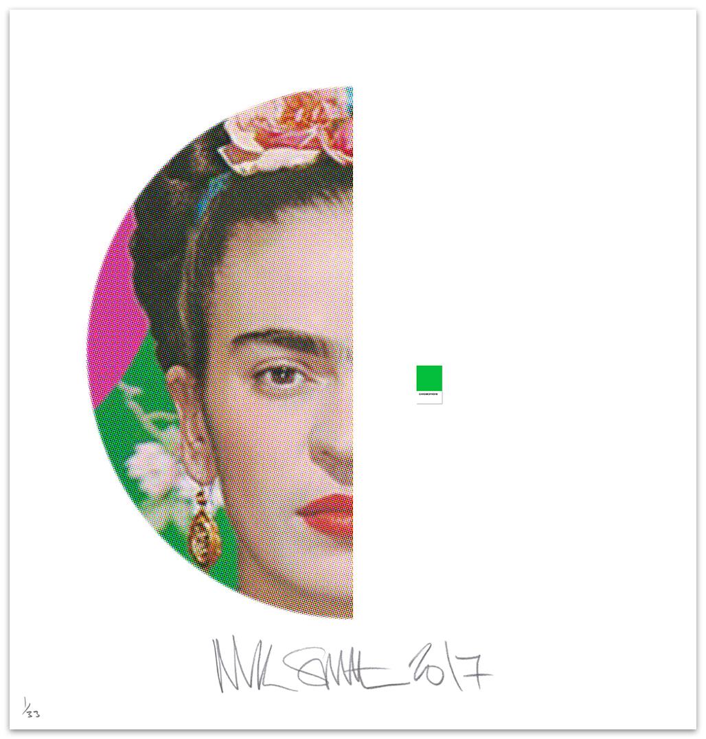 Frida Kahlo Chromophore 2017