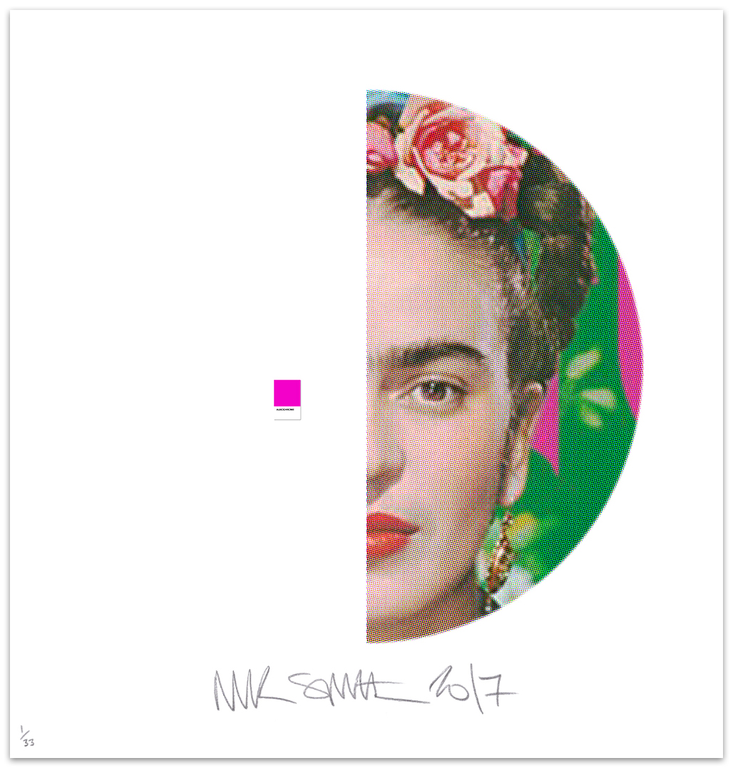 Frida Kahlo Auxochrome 2017