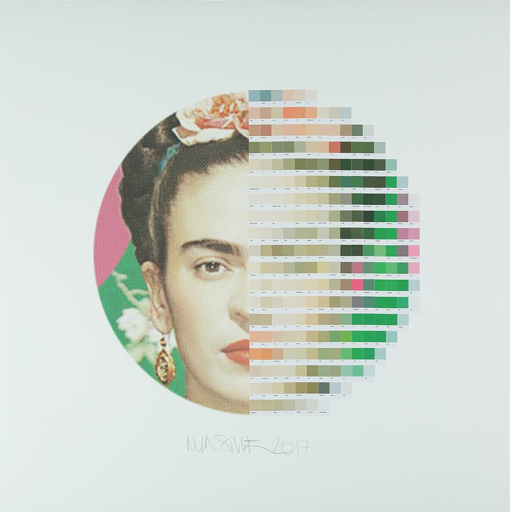 Frida Kahlo, Tondo 2 2017