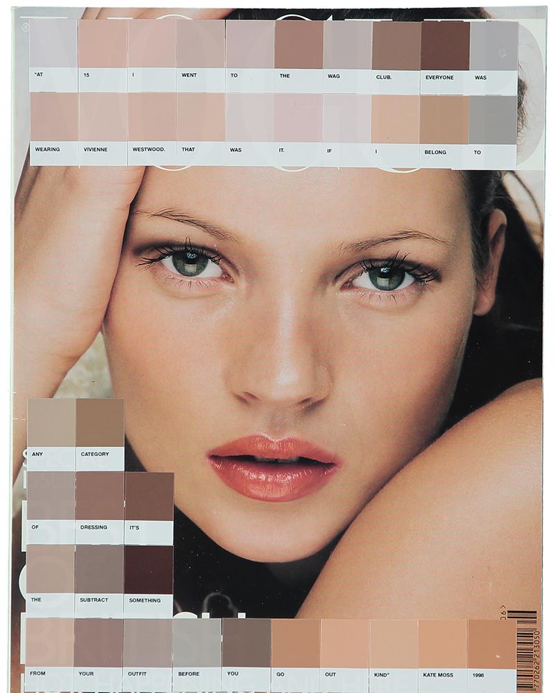 Kate Moss, Vogue, 1998