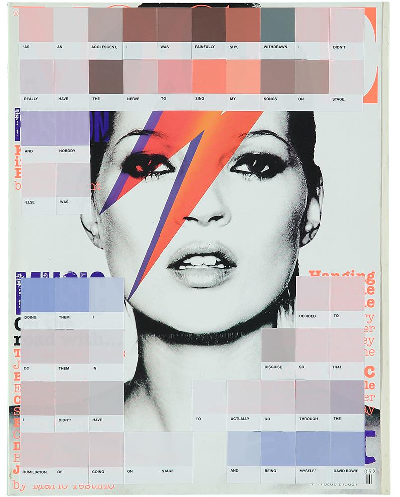 Kate Moss, Vogue, 2003