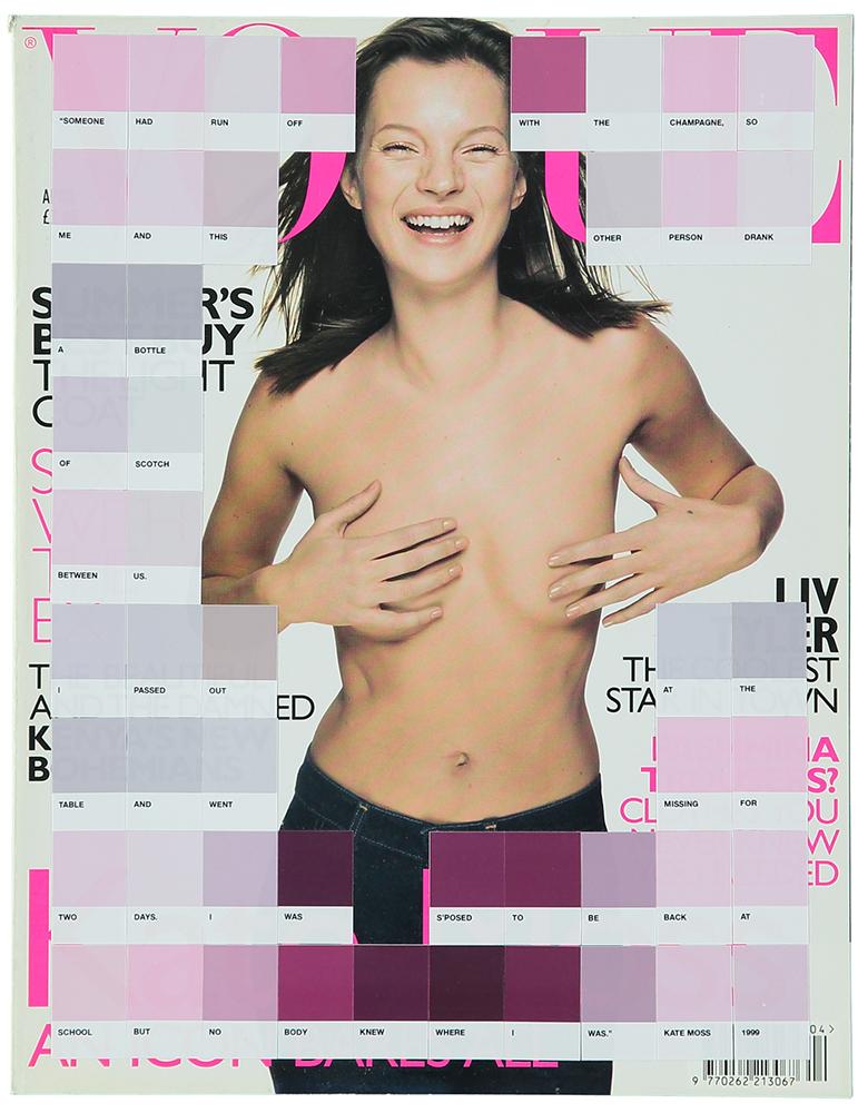 Kate Moss, Vogue, 1999