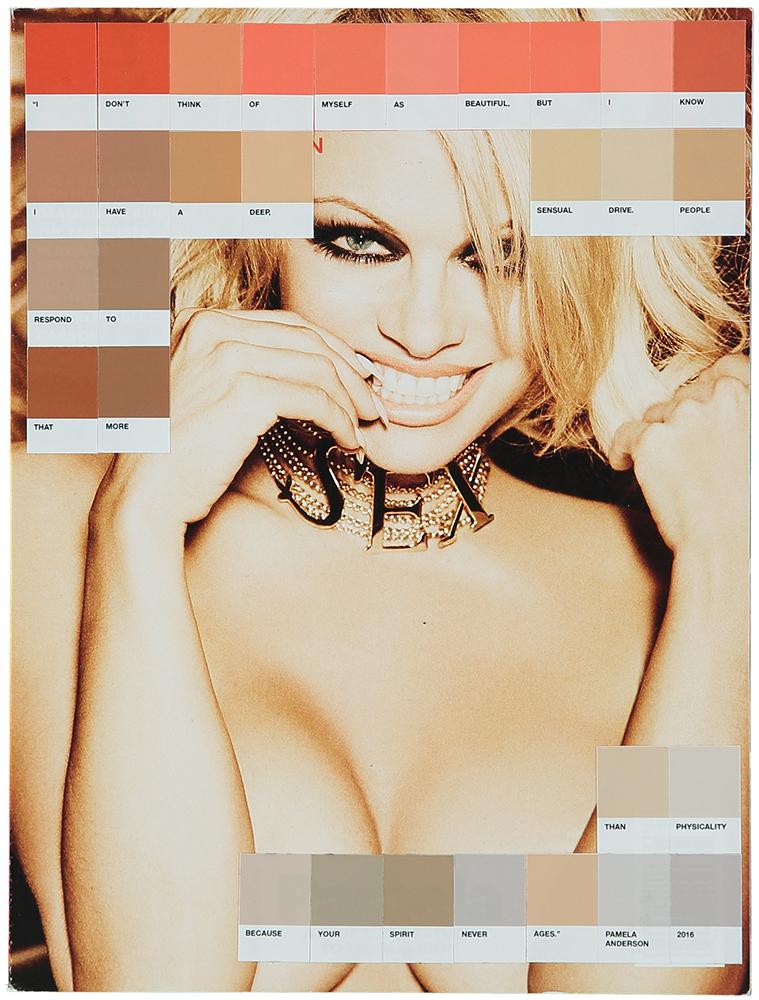 Pamela Anderson, Playboy, 2016