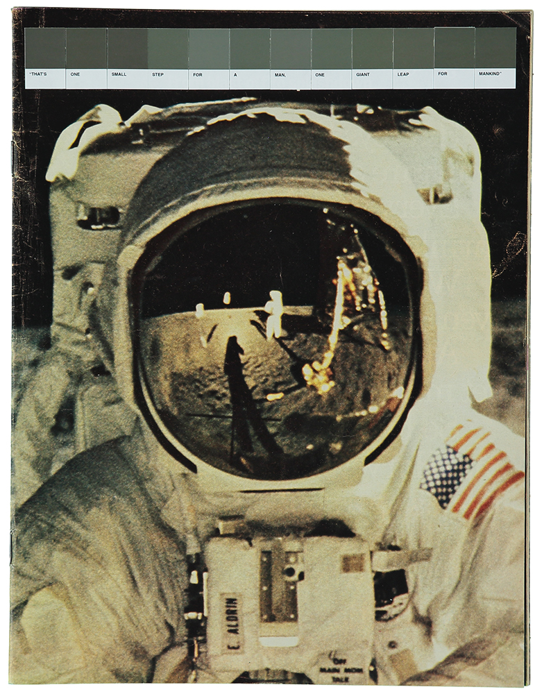 Moon Landing, The Times, 1969