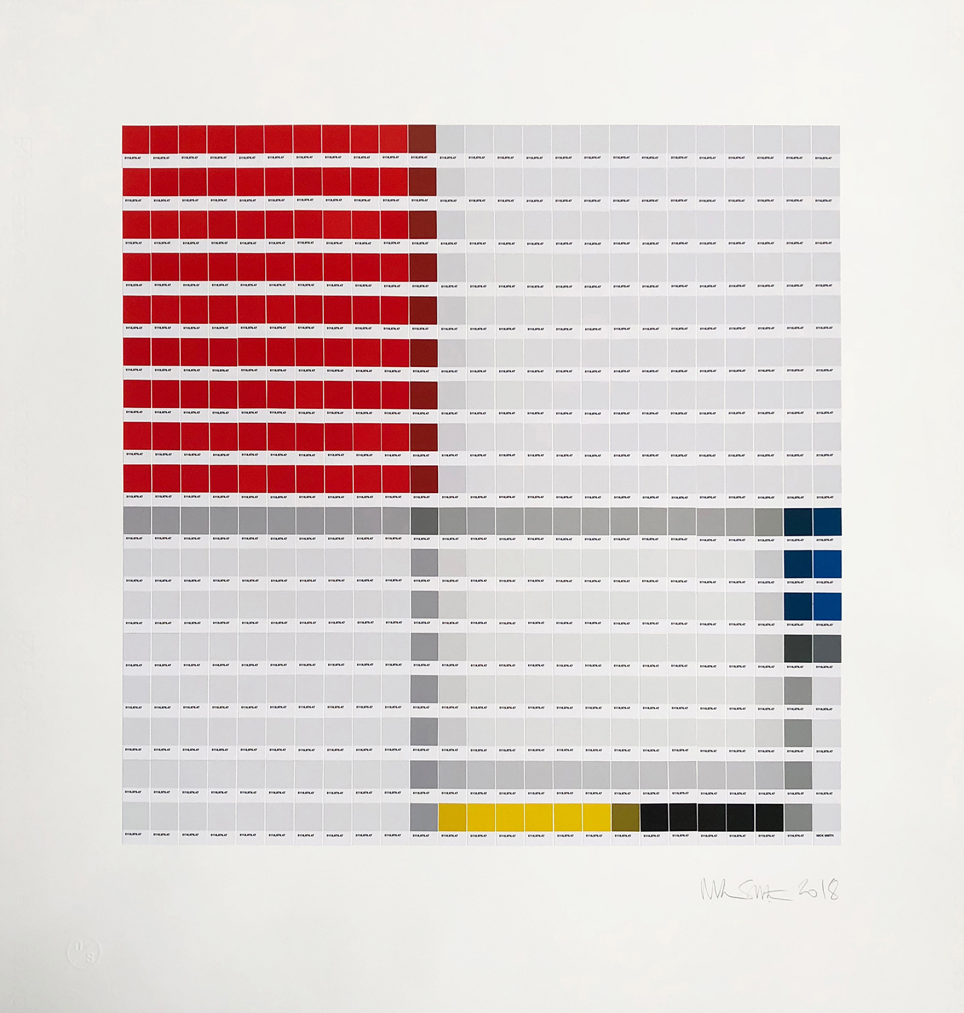 Mondrian - Composition No. III