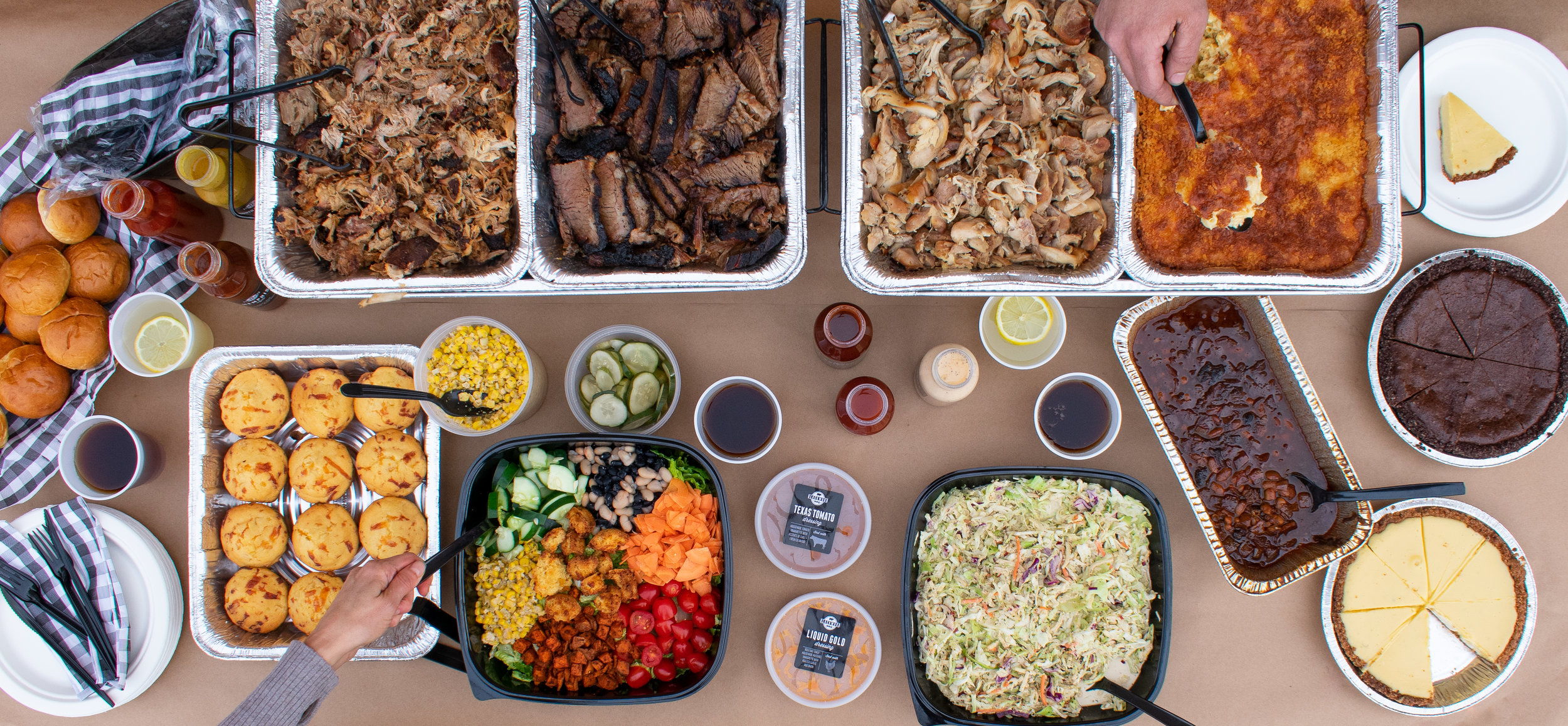 Catering — Blackwood BBQ & Catering