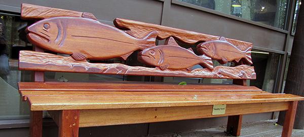 tryon-creek-local-artisan-bob-snyder-salmon-bench.jpg