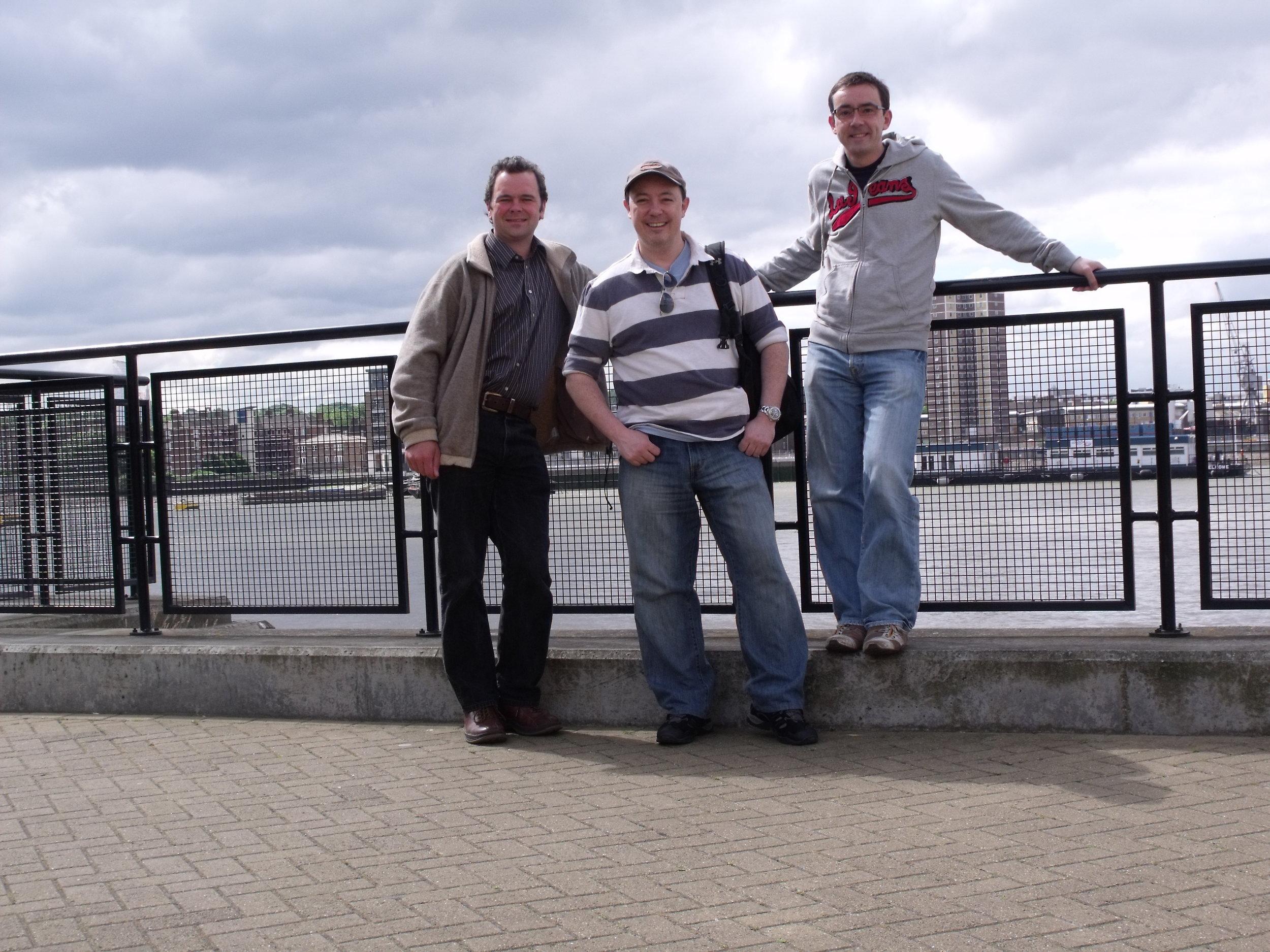 London Jan 2010