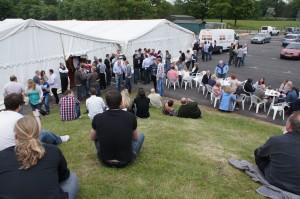 Macclesfield Beer Festival 2011