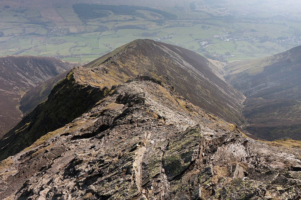 Hall's Fell Ridge, Blencathra. Photo: Bob Smith/grough