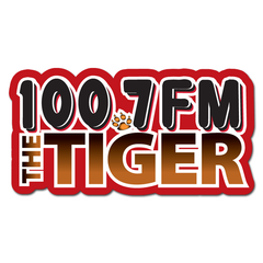 Sponsored by 100.7 FM The Tiger