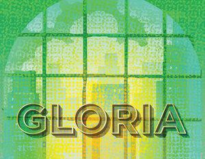 Gloria text title