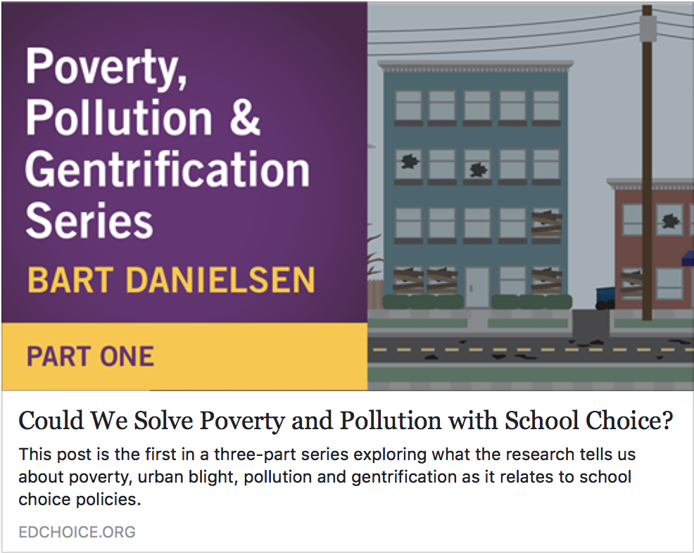 POVERTY, POLLUTION, GENTRIFICATION - PART ONE