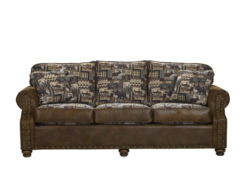 Rustic Couch