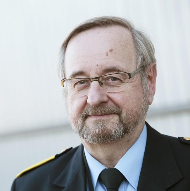 Knut Bjarkeid, direktør ved Ila fengsel og forvaringsanstalt, advarer om at de mangler kunnskap og ressurser til å gi psykisk syke fanger et forsvarlig tilbud. FOTO: LISE ÅSERUD / NTB SCANPIX