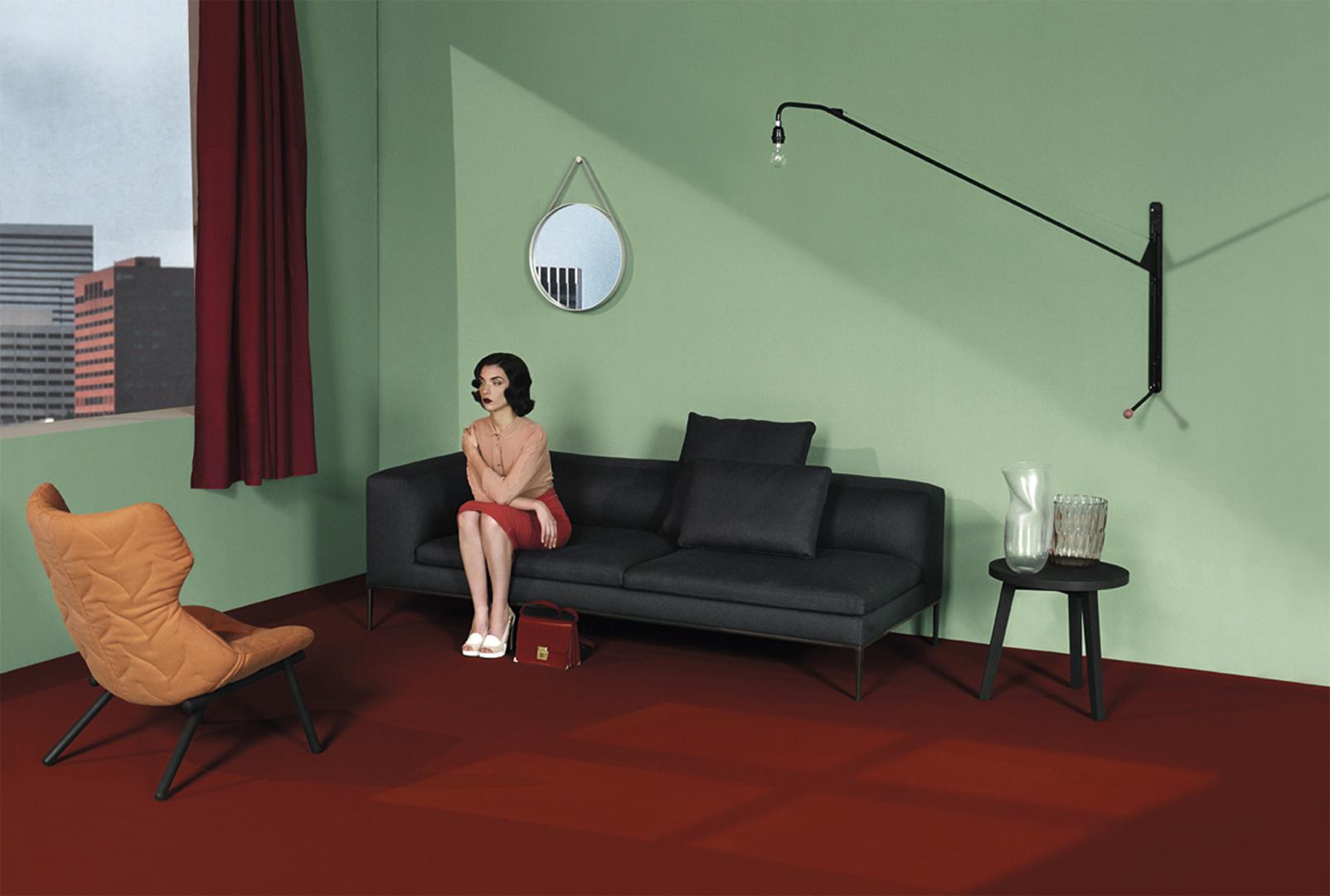 ELLE DECOR - Ritratti di Living