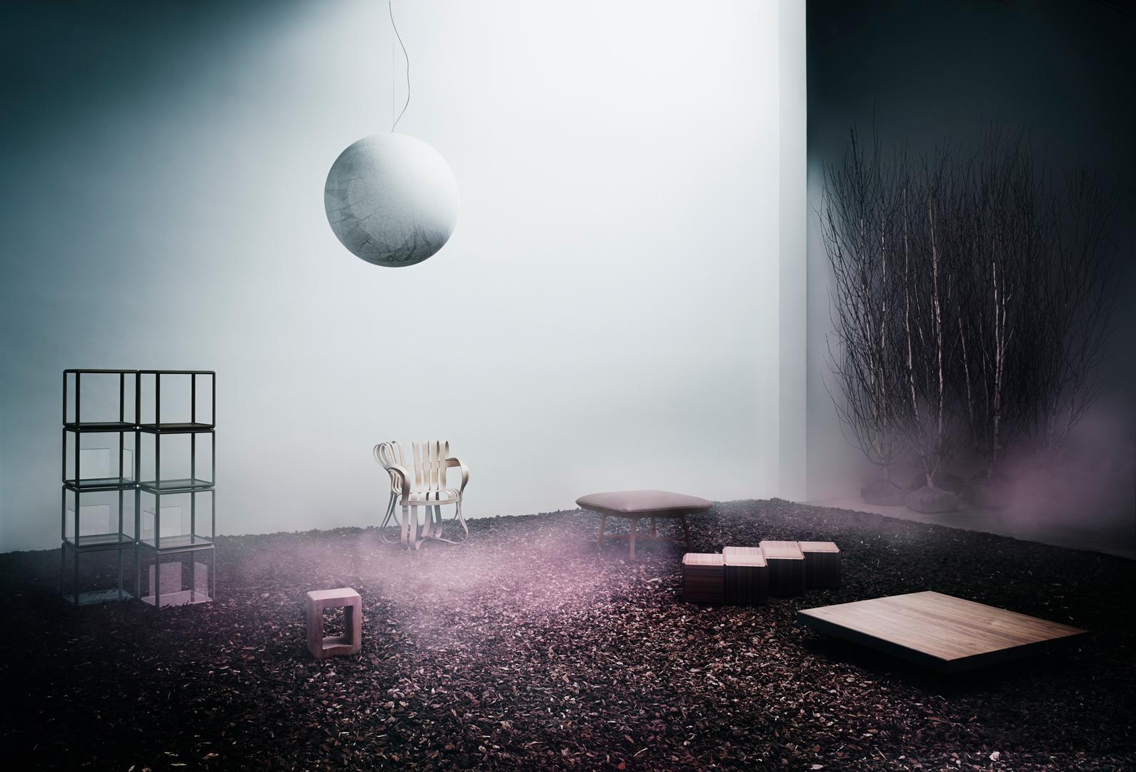Elisa Ossino Studio — Elle Decor — Land Art