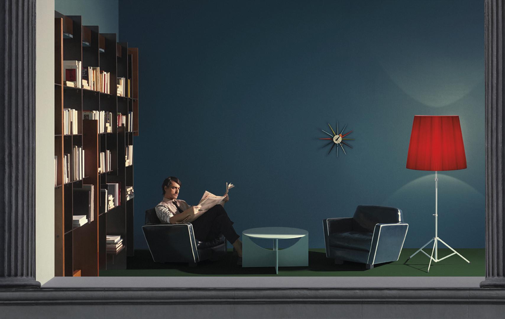 Elisa Ossino Studio — Elle Decor — Ritratti di Living