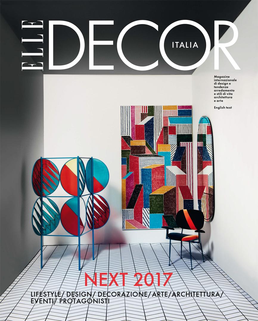 Elisa Ossino Studio — Elle Decor — Next 2017
