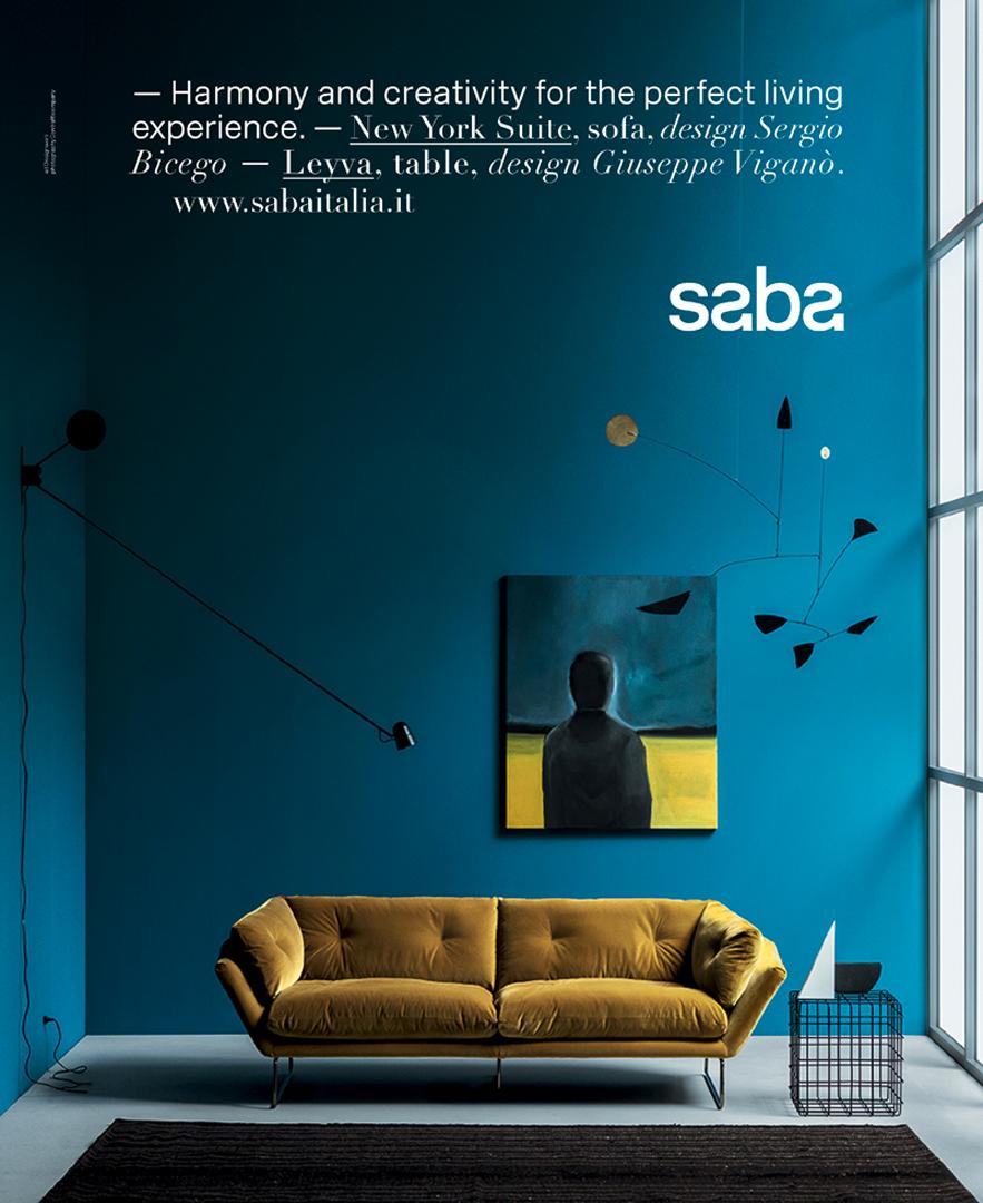 Elisa Ossino Studio —  Saba  — ADV