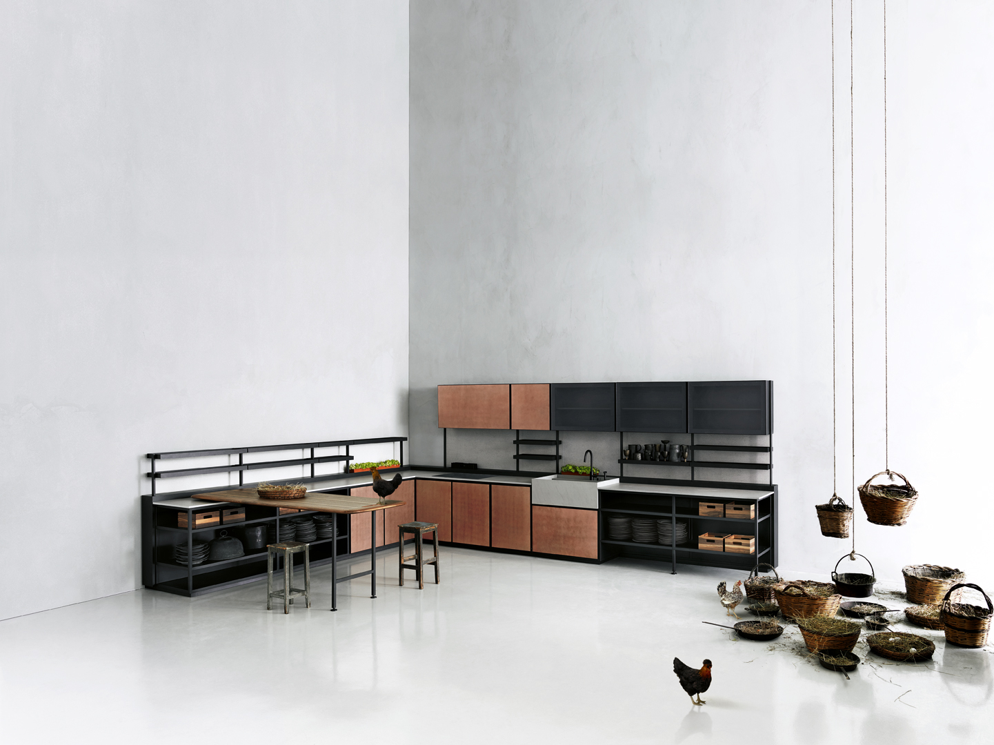 Elisa Ossino Studio — Boffi — Kitchenology 2015