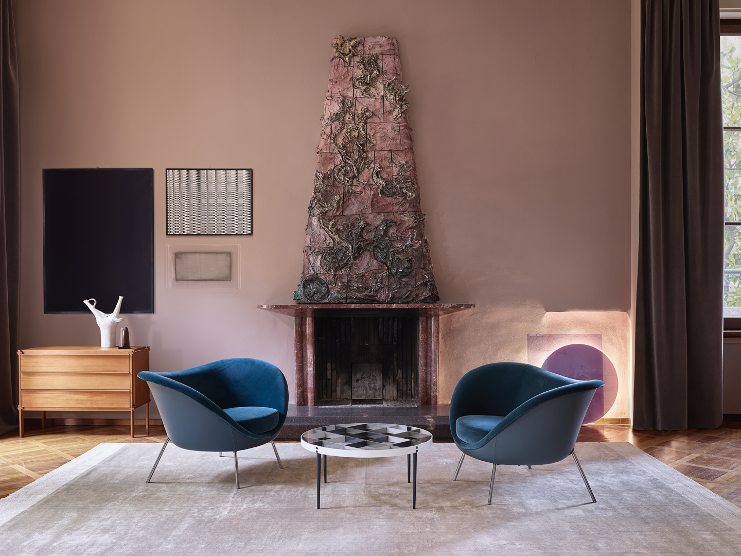 Elisa Ossino Studio — Molteni&C — Heritage Collection