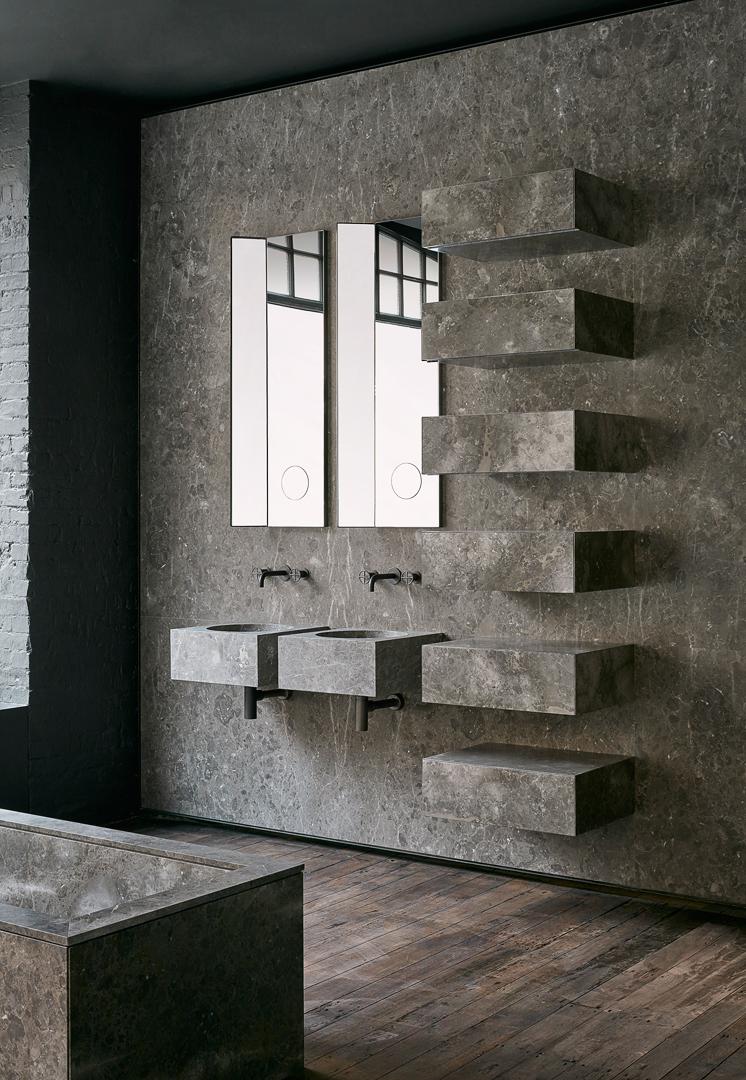 Elisa Ossino Studio — Salvatori — London Showroom