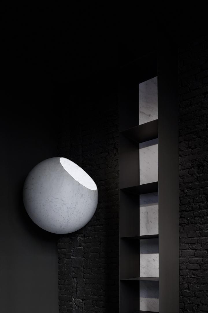 Elisa Ossino Studio — Salvatori — Milan Showroom