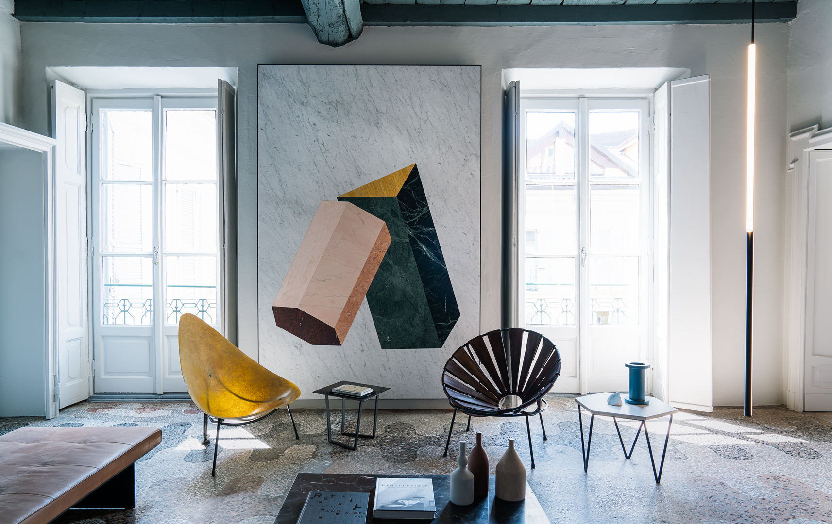 Elisa Ossino Studio — Interiors — Salvatori at Home