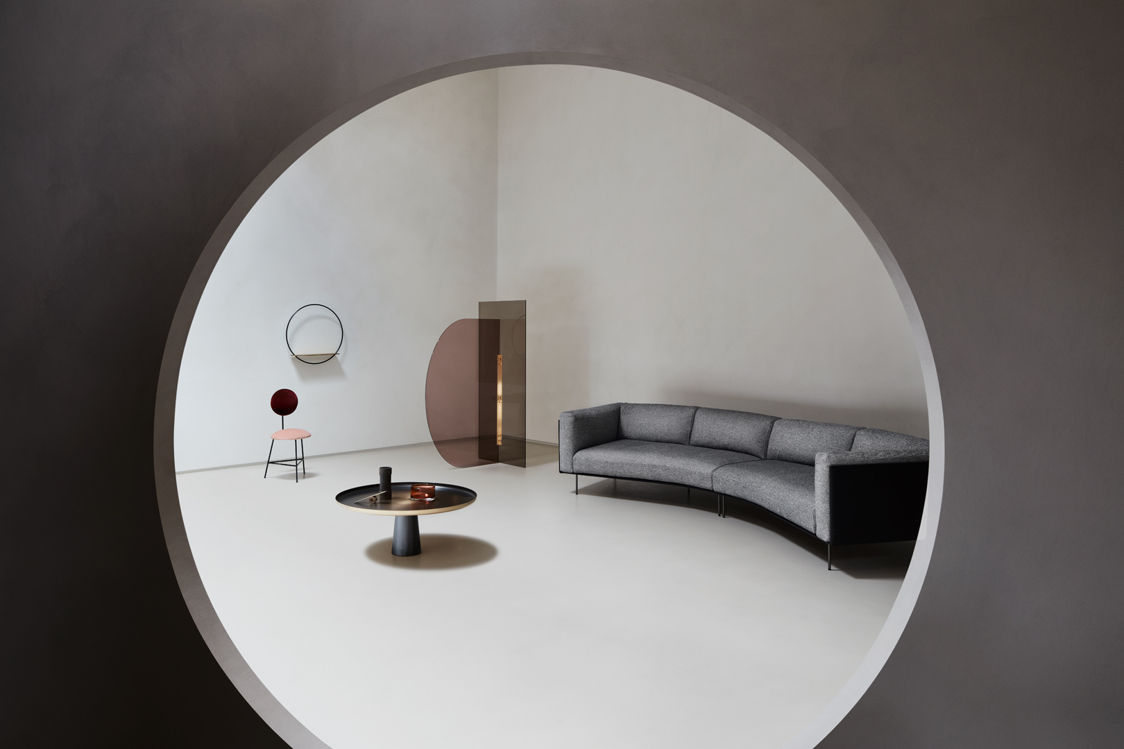 Elisa Ossino Studio — Elle Decor — Circle Line