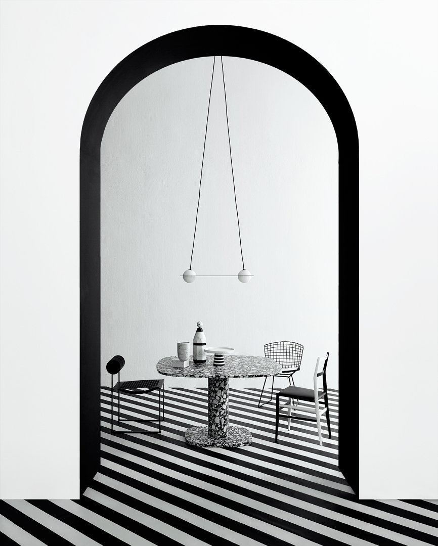 Elisa Ossino Studio — Elle Decor — Effetto Optical