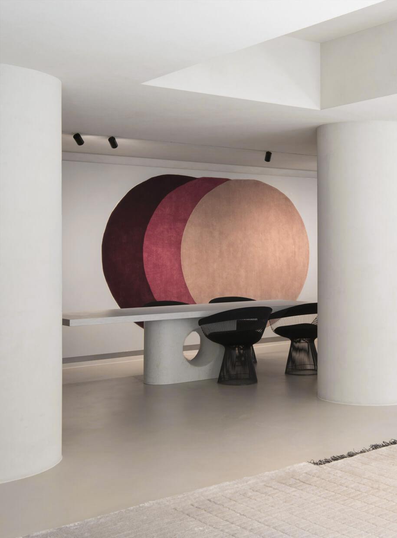 Elisa Ossino Studio — Interiors — Amini Showroom