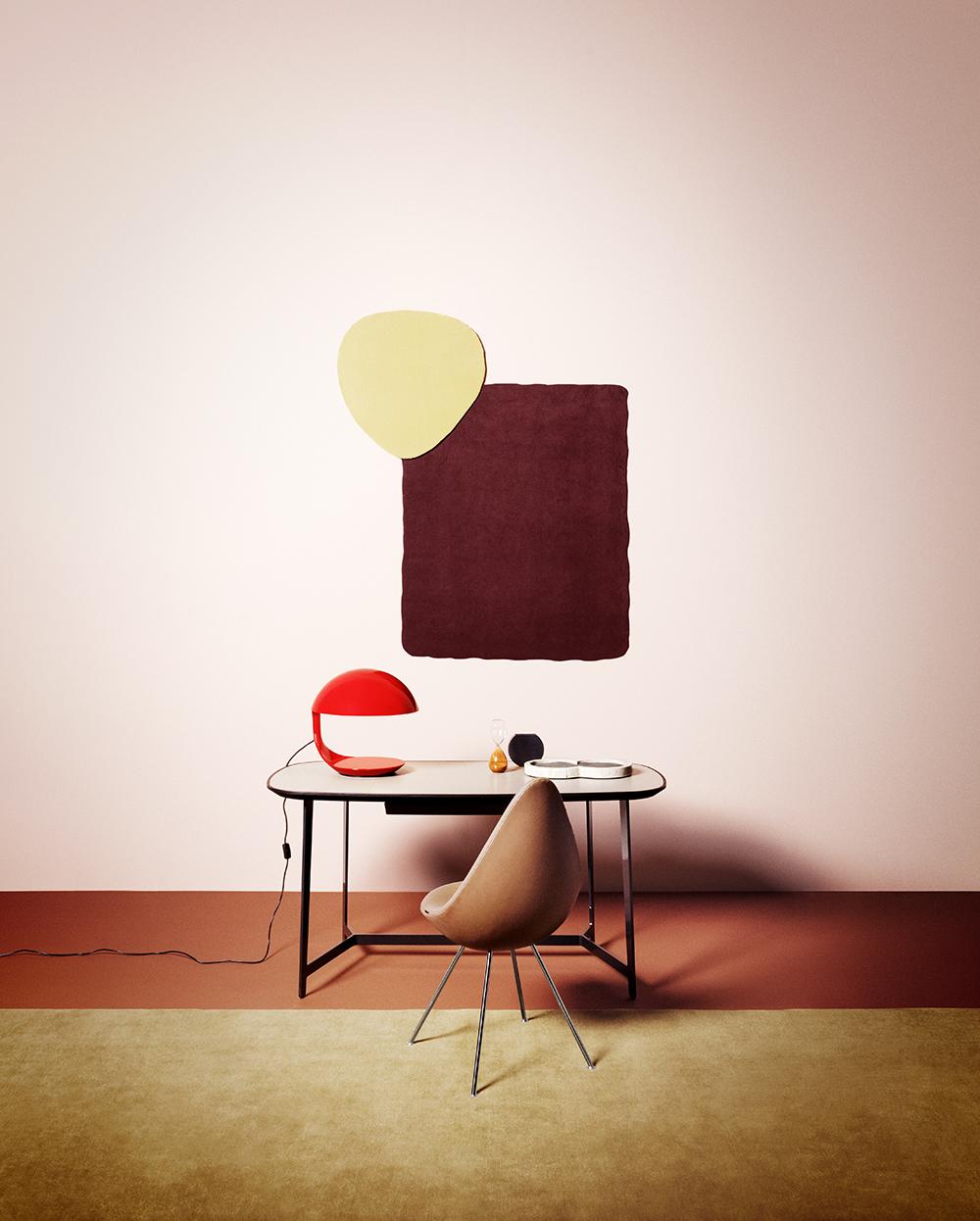 Elisa Ossino Studio — Elle Decor — Brown Touch