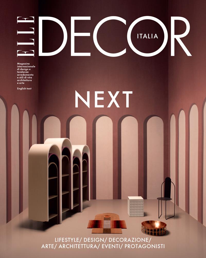 Elisa Ossino Studio — Elle Decor — Next 2018