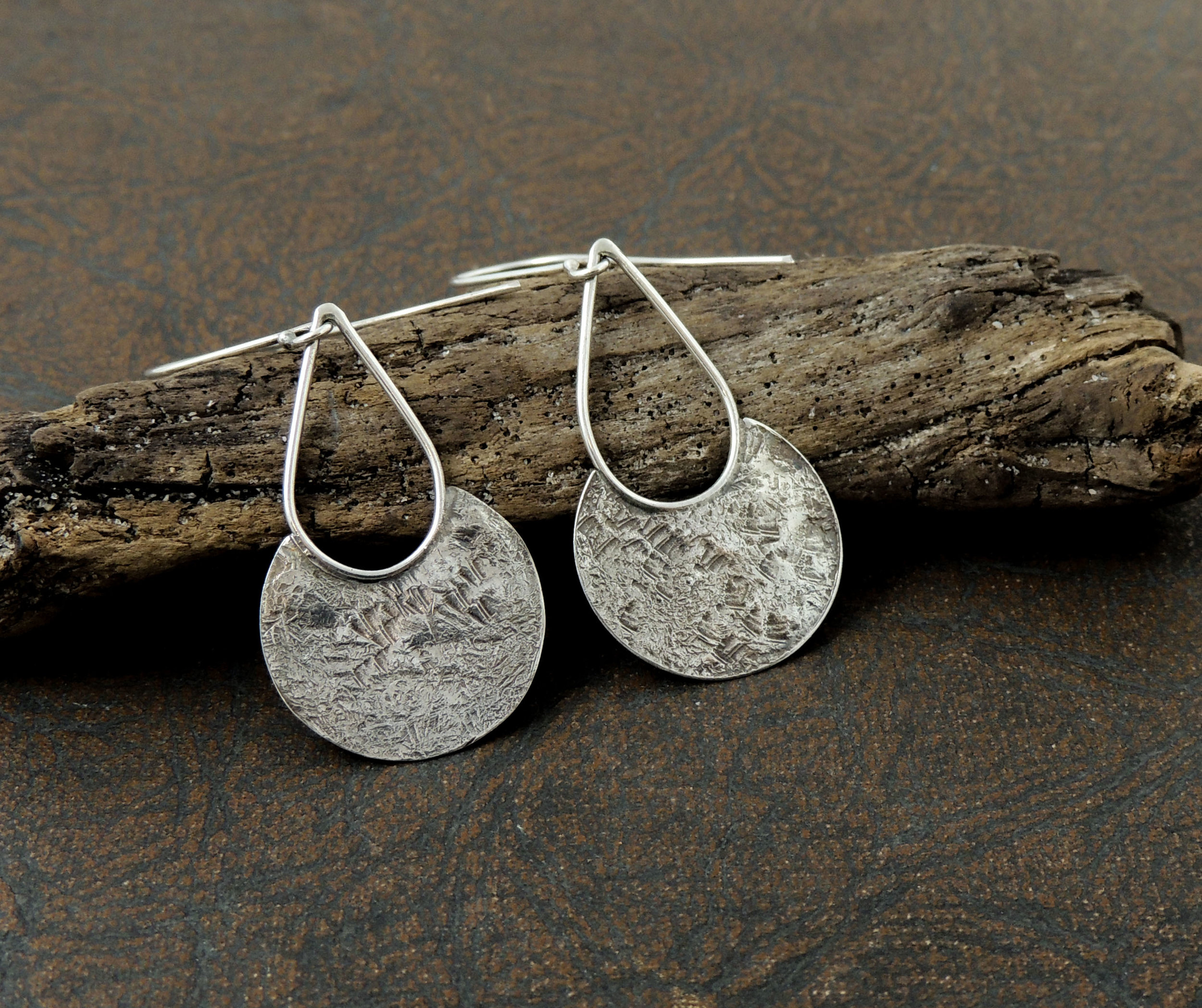 Very nice earrings! These are attractive and easy to wear. They have enough character to wear alone but will also compliment other pieces.  -Christine K